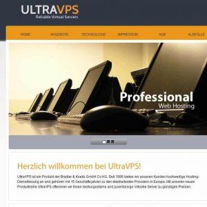 UltraVPS Server bestellen