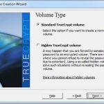 truecrypt-02-volume-type-standard
