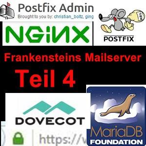 Frankensteins Mailserver – 4 – Postfix konfigurieren