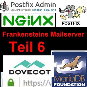 Frankensteins Mailserver – 6 – Mailserver starten, Sanity-Checks machen, Benutzer einrichten