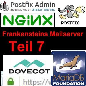 Frankensteins Mailserver – 7 – Thunderbird einrichten