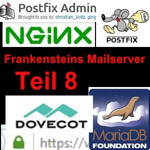 Frankensteins Mailserver – 8 – Caveats, Issues, Trouble – Probleme