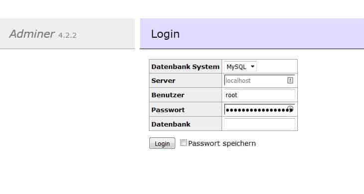 Adminer – Datenbanktool Installation + NginX vHOST einrichten 1/2 ...